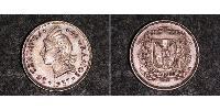 25 Centavo Dominican Republic