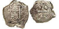 8 Real Viceroyalty of Peru (1542 - 1824) / Bolivia Silver Ferdinand VI of Spain (1713-1759)