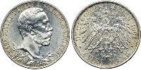  States of Germany Silver 