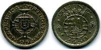 2,5 Escudo Portuguese Guinea (1474-1974) Copper-Nickel