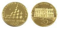 20 Euro Italia Oro