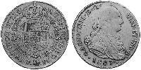 4 Escudo Vicereame del Río de la Plata (1776 - 1814) / Bolivia Oro