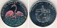 1 Peso Cuba Copper-Nickel