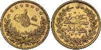500 Piastre Empire ottoman (1299-1923) Or