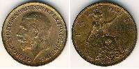 1 Farthing United Kingdom (1707 - ) Bronze