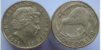 1 Dollar New Zealand Aluminium-Bronze