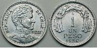 1 Peso Cile