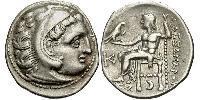 Drachm Reino de Macedonia (800BC-146BC) Plata Alejandro III de Macedonia (356BC-323BC)