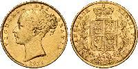 1 Sovereign Ôstralie (1788 - 1931) Or Victoria (1819 - 1901)