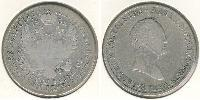 5 Zloty Empire russe (1720-1917) Argent