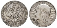 2 Zloty Second Polish Republic (1918 - 1939) Silver Jadwiga of Poland