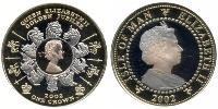 1 Krone  Gold