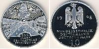 10 Марка Германия Серебро