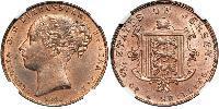 1/52 Shilling Jersey Copper Victoria (1819 - 1901)