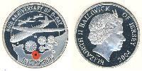 5 Pound Jersey Silver