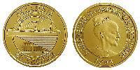 20 Krone Denmark Aluminium-Bronze
