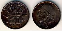 50 Centime Belgium Bronze