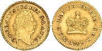 1/3 Guinea Kingdom of Great Britain (1707-1801) Gold George III (1738-1820)