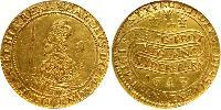 Unite Kingdom of England (927-1649,1660-1707) Gold Charles I (1600-1649)