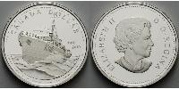 1 Dollar Kanada Silber Elizabeth II (1926-)