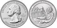 1/4 Dollar USA (1776 - ) Copper George Washington