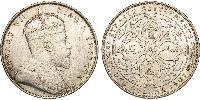 1 Dólar Straits Settlements (1826 - 1946) Plata Eduardo VII (1841-1910)