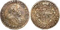 2 Thaler Habsburg Empire (1526-1804) Silver Rudolf II, Holy Roman Emperor (1552 - 1612)