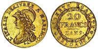 20 Franc Italien
