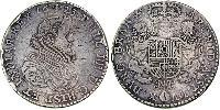2 Ducaton Kingdom of the Netherlands Silver Philip IV of Spain (1605 -1665)