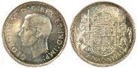 50 Cent Canada Silver George VI (1895-1952)