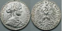 1 Thaler Germany / States of Germany Silver