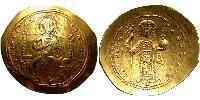 1 Histamenon Byzantine Empire (330-1453) Gold Constantine X Ducas (1006-1067)