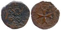 1 Lira Order of Malta (1080 - ) Copper