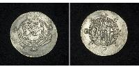 1/2 Dirham Abbasid Caliphate (750-1258) Argento