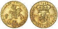 14 Gulden Kingdom of the Netherlands Gold