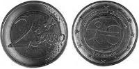 2 Euro Federal Republic of Germany (1990 - ) Copper-Nickel