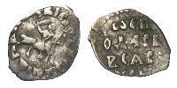 1 Сheshuyka Grande-Principauté de Moscou (1263 — 1547) Argent Ivan III