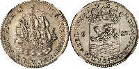 6 Stuiver 荷兰 銀