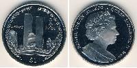 1 Dollar Virgin Islands Copper-Nickel