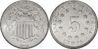 1 Nickel / 5 Cent USA (1776 - ) Copper-Nickel