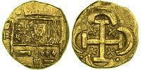 8 Escudo Spain Gold Philip IV of Spain (1605 -1665)