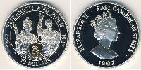 10 Dollar  Silver