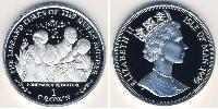 1 Krone  Silver