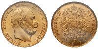 10 Mark Germany Gold