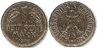 1 Mark West Germany (1949-1990) Copper-Nickel