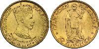 10 Krone Norway Gold Haakon VII of Norway (1872 - 1957)
