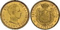 20 Peseta Spain Gold Alfonso XIII of Spain (1886 - 1941)