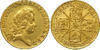 1 Guinea Kingdom of Great Britain (1707-1801) Gold George I (1660-1727)