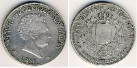 1 Thaler Grand Duchy of Baden (1806-1918) Silver