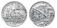 20 Euro Republic of Austria (1955 - ) Silver 